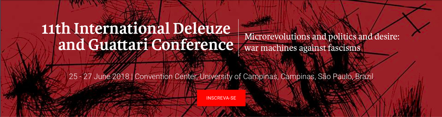 Deleuze conference